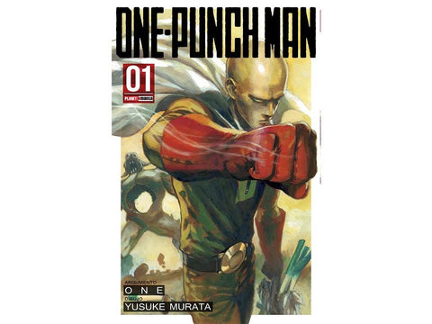 ONE PUNCH MAN N.1