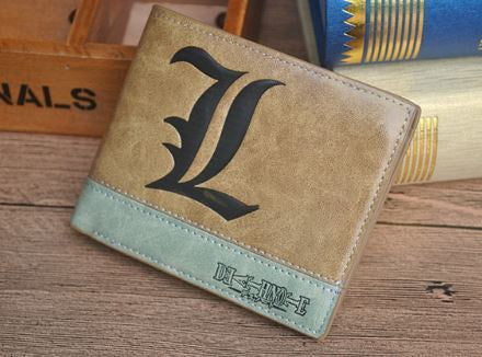 Cartera Death Note L