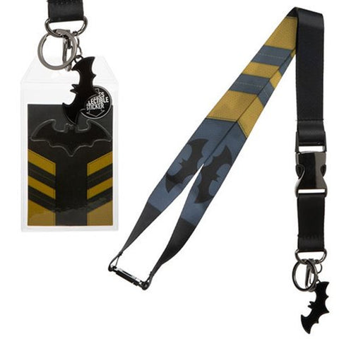 Lanyard Batman Suit-Up