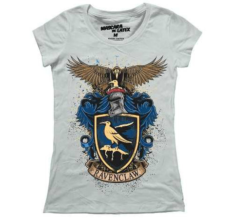 Mujer Ravenclaw Gris claro CH