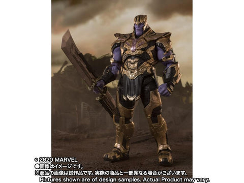 Preventa S.H.Figuarts Thanos (Final Battle Edition)