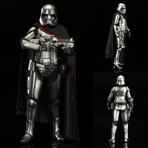 Capitan Phasma 1/10 scale pre painted Star Wars