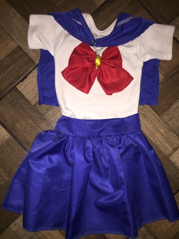 Pañalero Sailor Moon T2