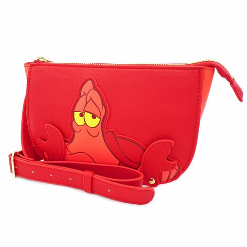 Loungefly  The Little Mermaid Sebastian Waist Bag
