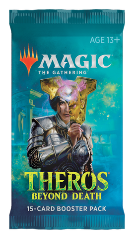 MTG: THEROS BEYOND DEATH Booster - INGLES