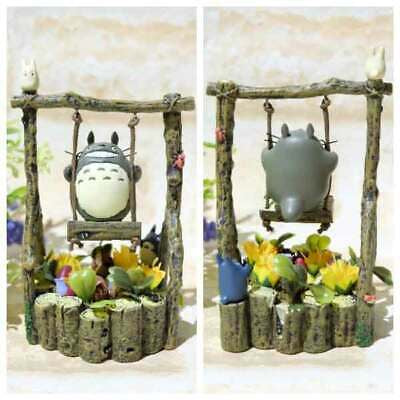 My Neighbor Totoro Totoro Swing Statue