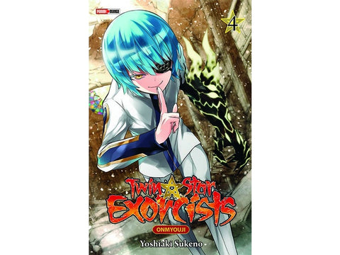 TWIN STAR EXORCISTS N.4