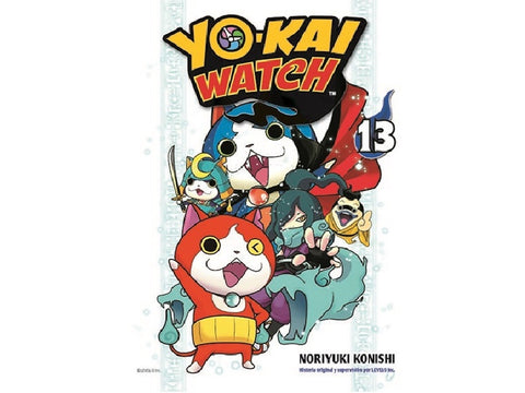 YOKAI WATCH N.13