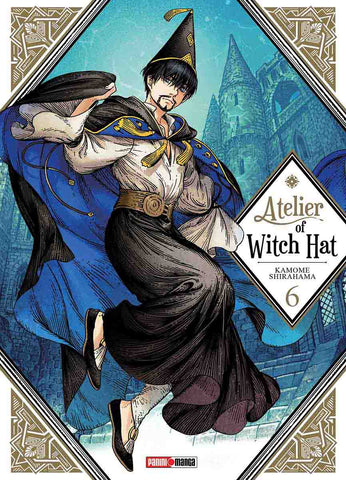 ATELIER OF WITCH N.6
