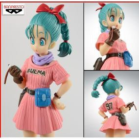 Bulma Banpresto Figure Colosseum