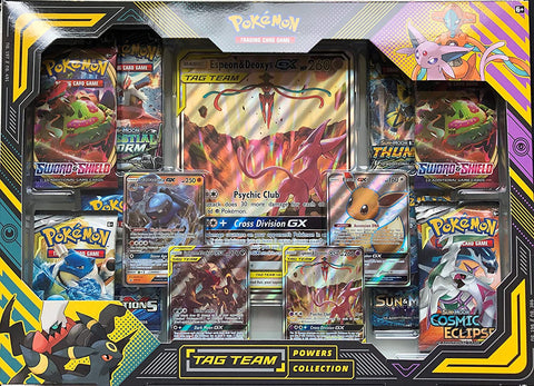POKEMON TAG TEAM POWERS COLECTION
