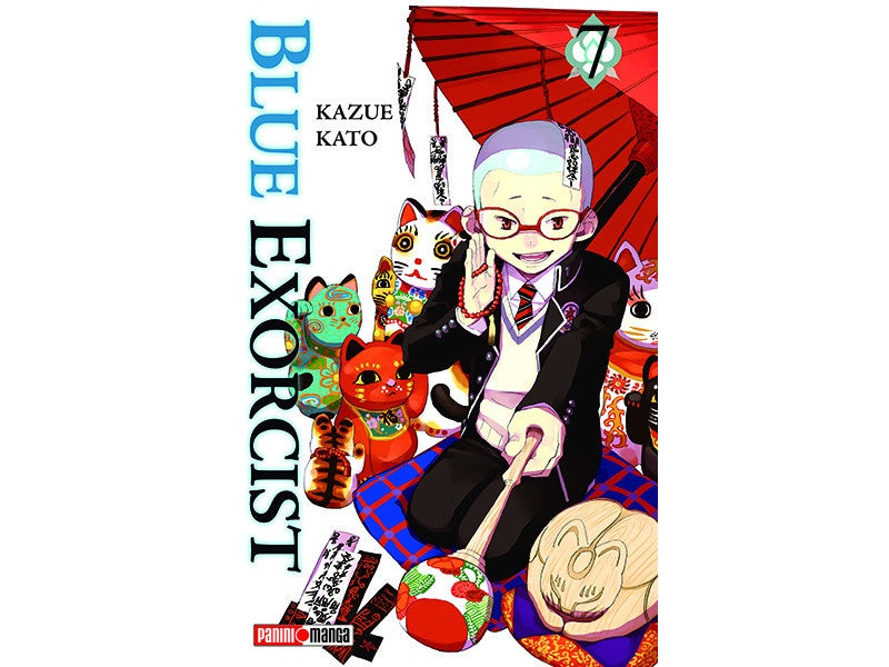 BLUE EXORCIST N.7
