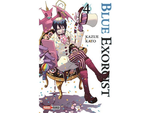 BLUE EXORCIST N.4
