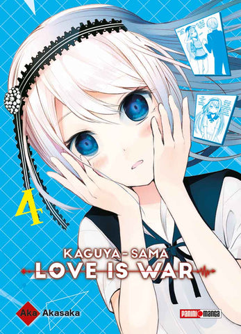 LOVE IS WAR N.4