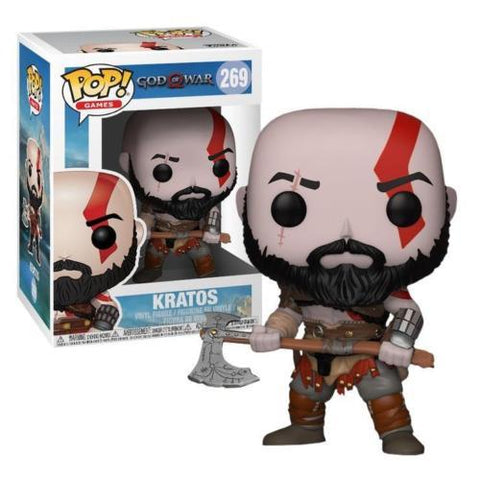 Funko Kratos 269 PS