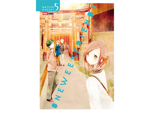 ONE WEEK FRIENDS N.5
