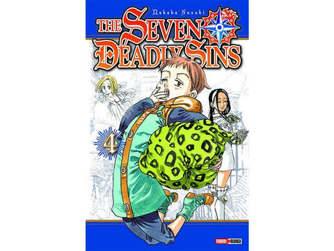 THE SEVEN DEADLY SINS N.4