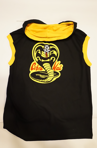 Playera Heredia Sin Mangas Cobra Kai G