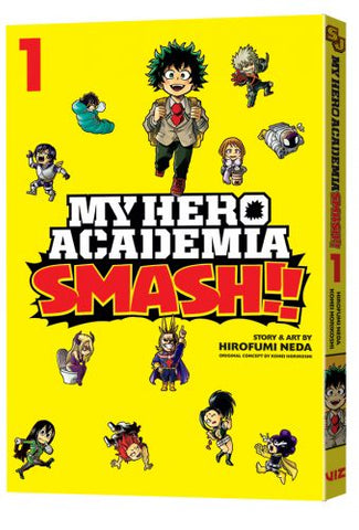 MY HERO ACADEMIA SMASH 1 INGLES