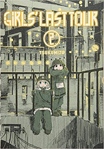 GIRLS LAST TOUR N.2