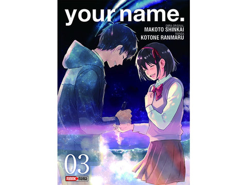 YOUR NAME N.3