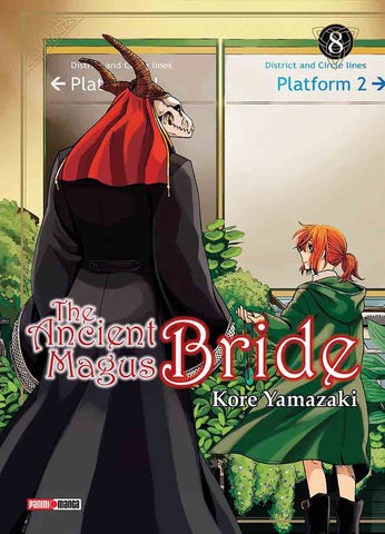 THE ANCIENT MAGUS BRIDE N.8
