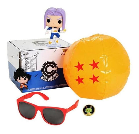 Mystery Box Dragon Ball Capsule Corp