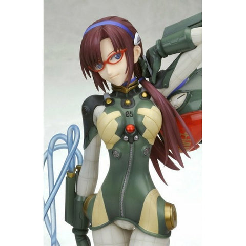1/7 Pre-Painted Figure Makinami Mari Illustrious Plug Suit Style