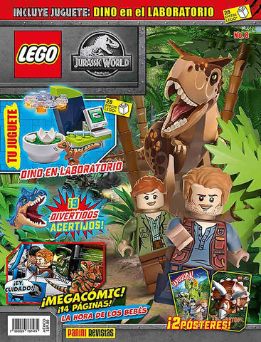 LEGO JURASSIC WORLD N.8