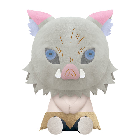 Preventa Demon Slayer: BIG PLUSH~ZENITSU AGATSUMA - INOSUKE HASHIBIRA