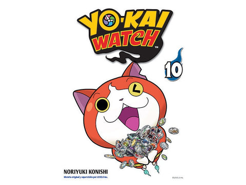 YOKAI WATCH N.10