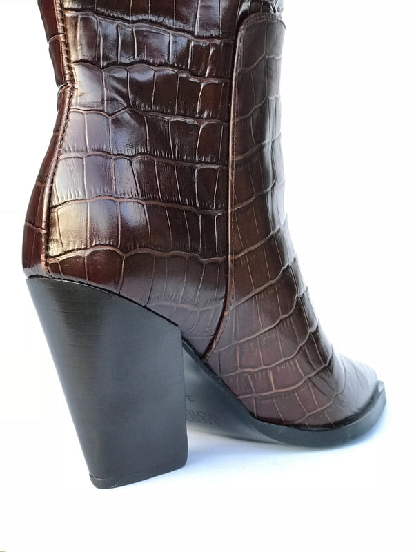 Escape From The West Tall Boot