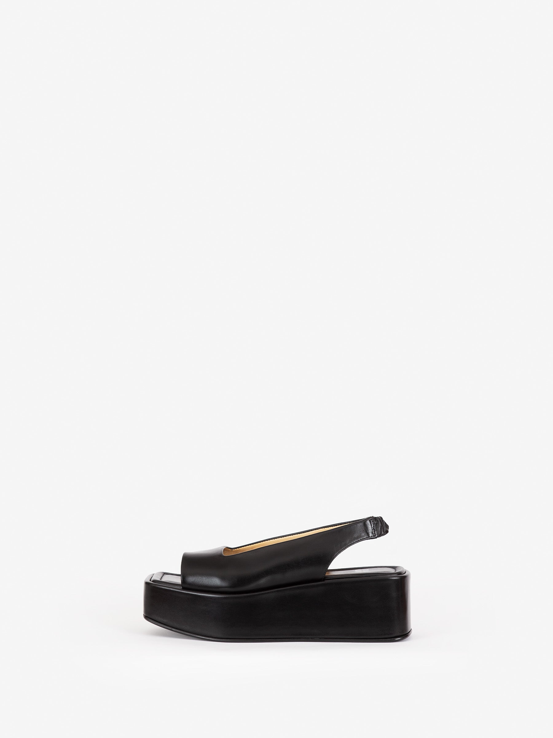ANNY NORD - LEVEL UP slingback black -leftside