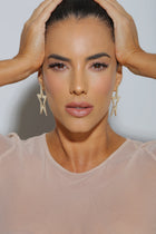 Shimmer Goals on Gaby Espino