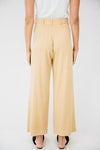 The Everyday Trouser-Almond Tan