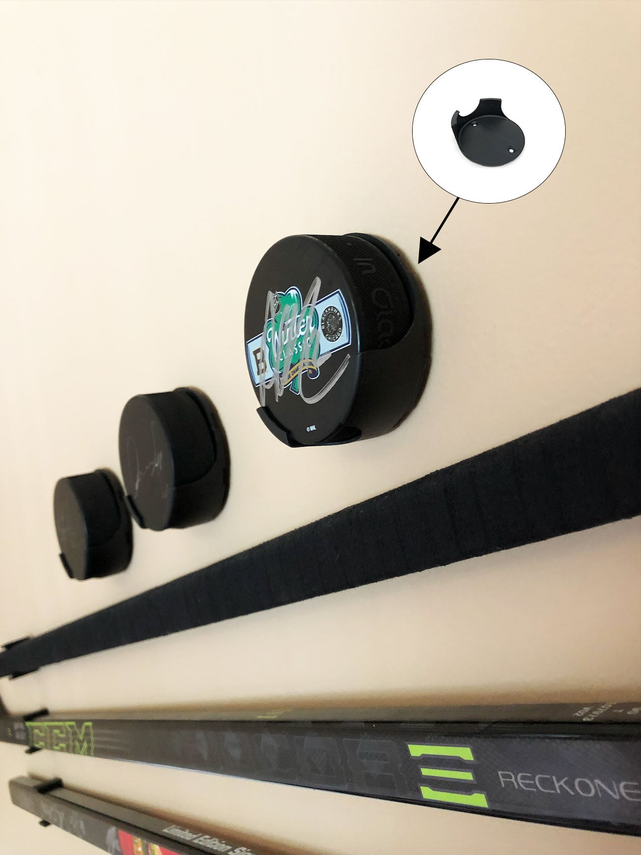 Puck Wall Mount