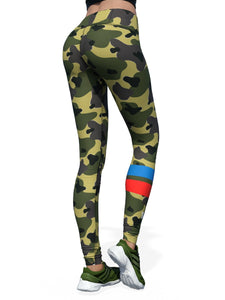 'Fierce Warrior' Legging