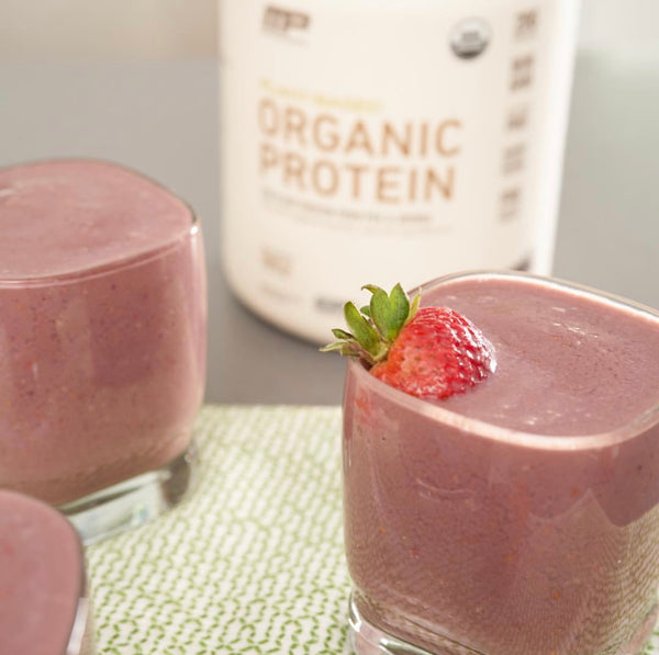 Berry Chocolate Smoothie Recipe