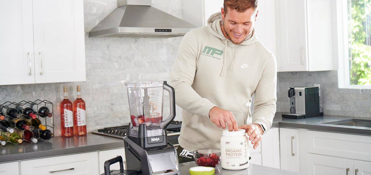 MP Organic Protein Smoothie