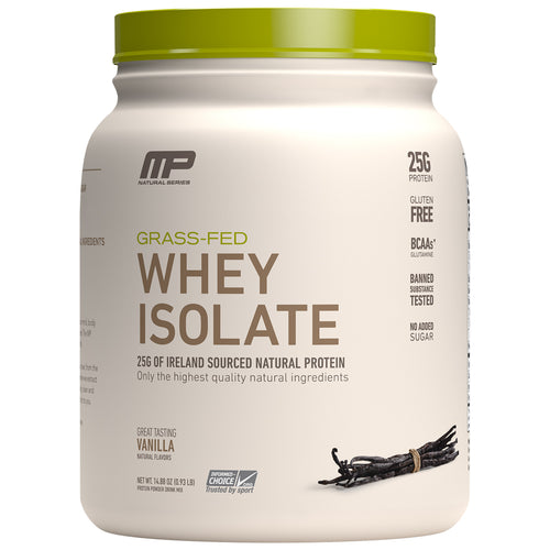 Grass-Fed Whey