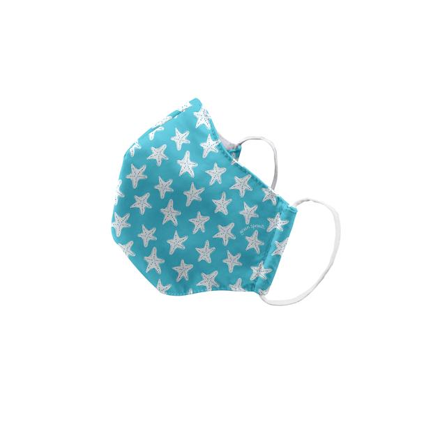 Resusable Child's Face Mask with Storage Case