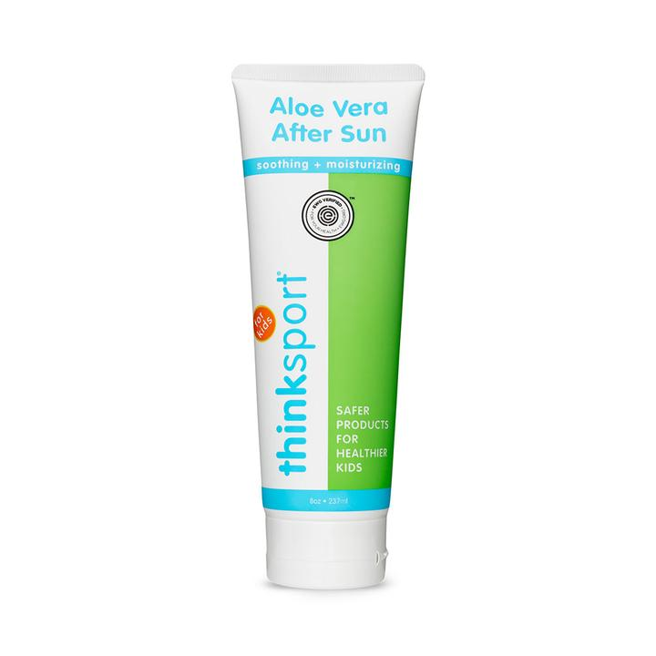 Thinksport Aloe Vera After Sun 8 oz