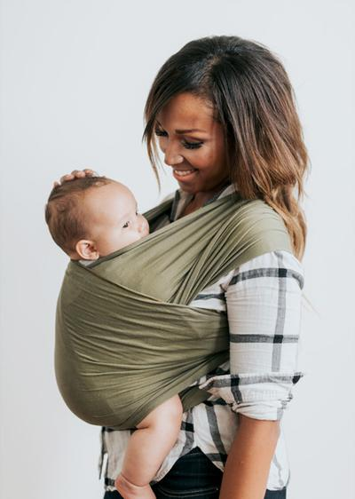 Happy Baby Wrap Olive Branch