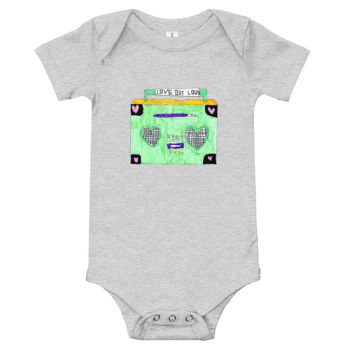 Love Out Loud Onesie