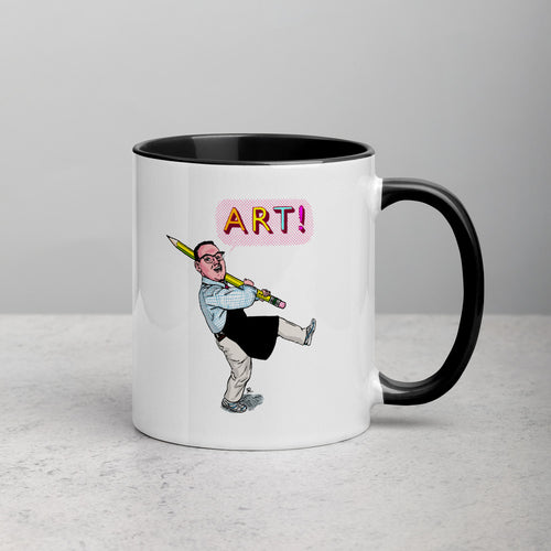 Time for Art Mug