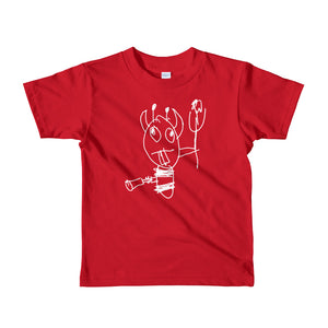Weird Devil Little Kid Tee