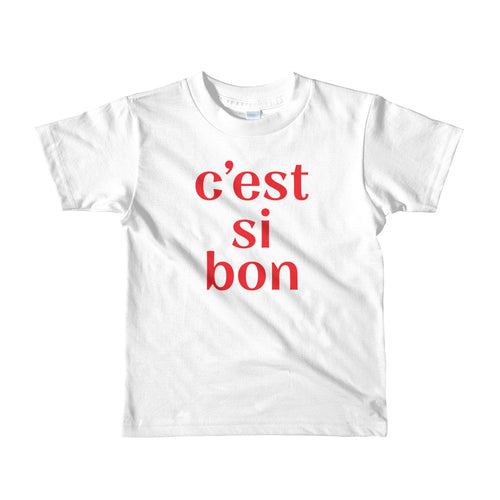 C'est Si Bon Little Kid Tee