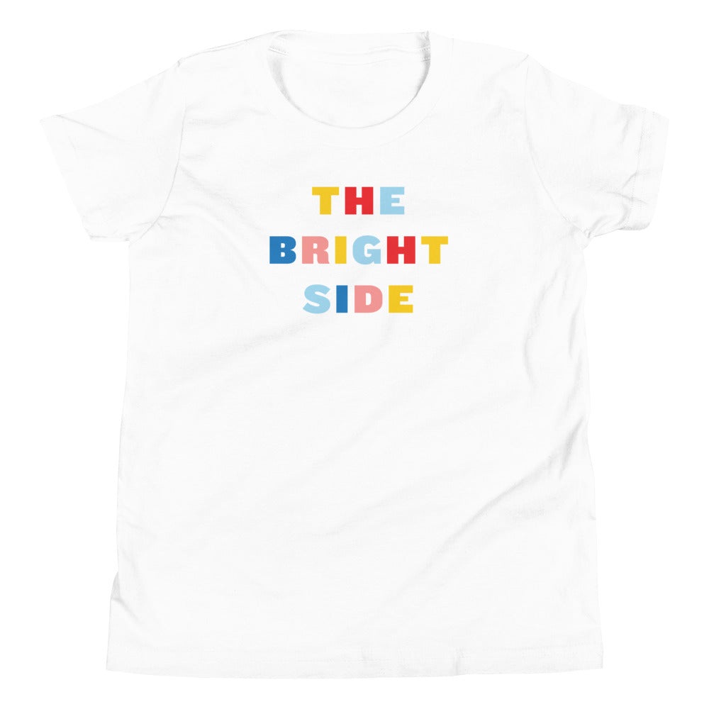 The Bright Side Big Kids Tee