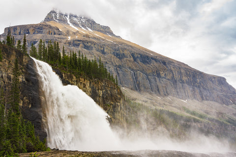 Emperor Falls, Berg Lake Trail