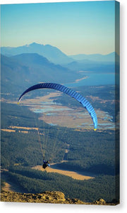 Columbia Valley Flight - Canvas Print